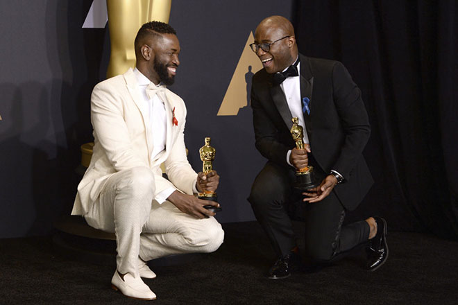 Hollywood still sucks for people who aren't white, male, and straight